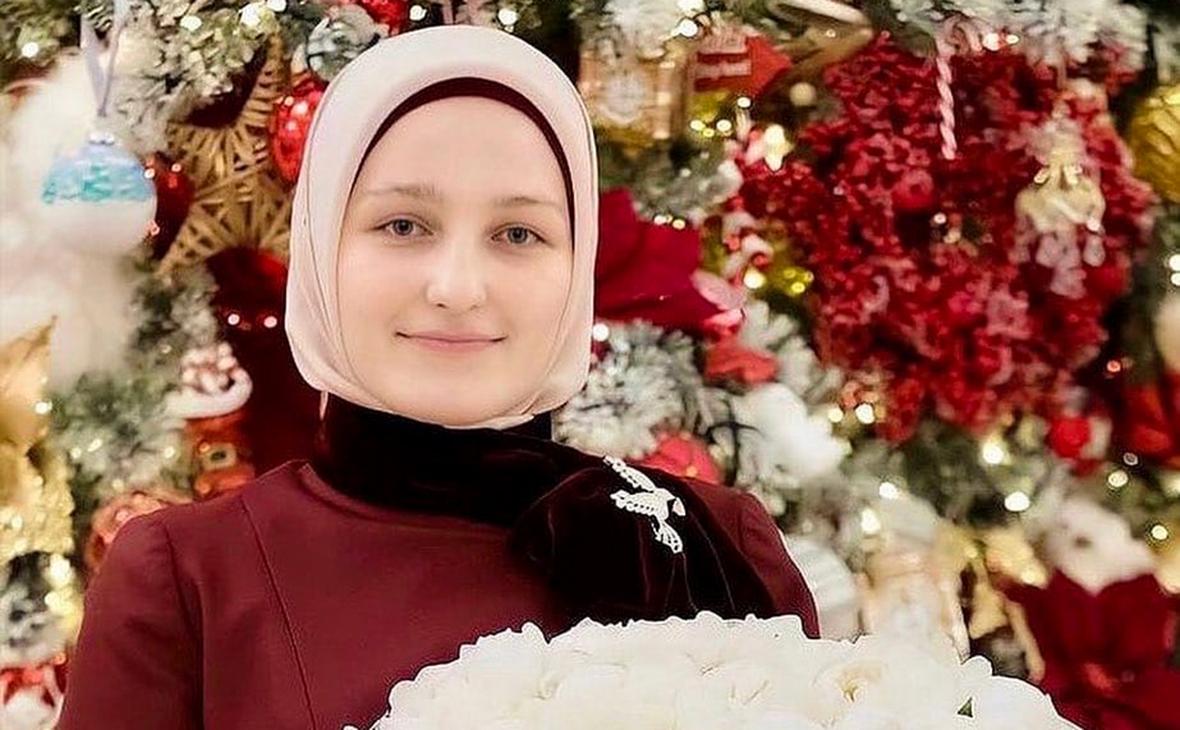 Дочь Кадырова стала чиновницей в мэрии Грозного