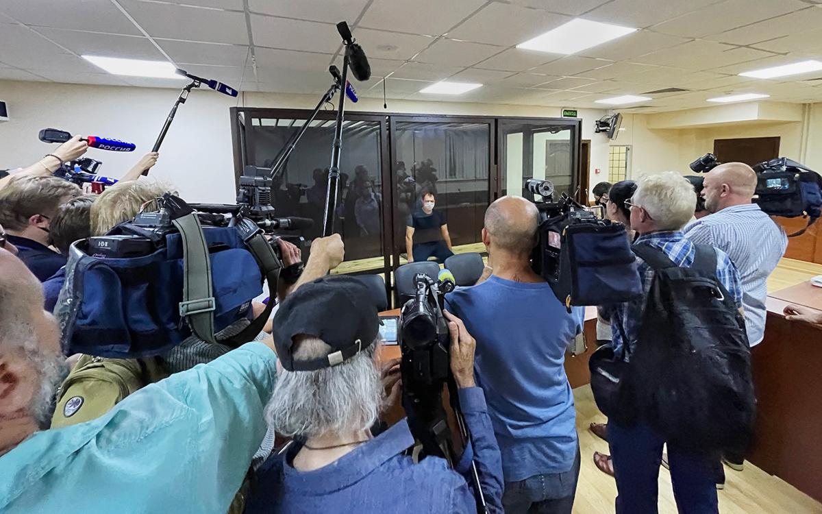 Избрание меры пресечения начальнику управления ГИБДД Ставрополья Алексею Сафонову и его подельникам
