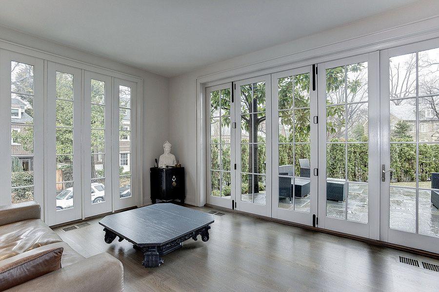 Дом расположен навашингтонской улице Трейси Плейс, стоимость особняка составляет $5,5 млн