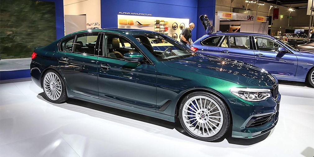 Alpina D5 S  Alpina на этот развыпустила дизельный автомобиль — модель D5 S, которая будет продаваться в кузове седан и универсал. Новинка оснащается 3,0-литровым 326-сильным мотором, работающим в паре с восьмиступенчатой автоматической коробкой передач.