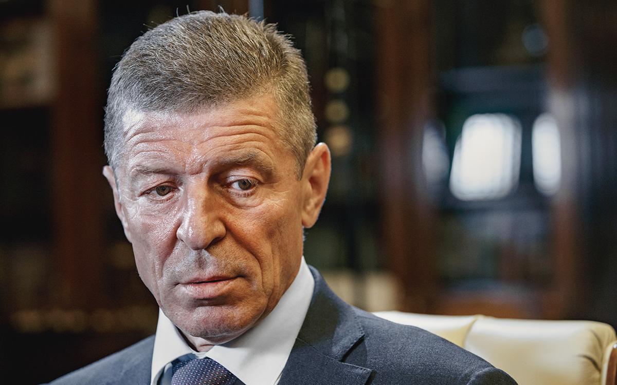 На Украине ответили Козаку на слова о защите жителей Донбасса