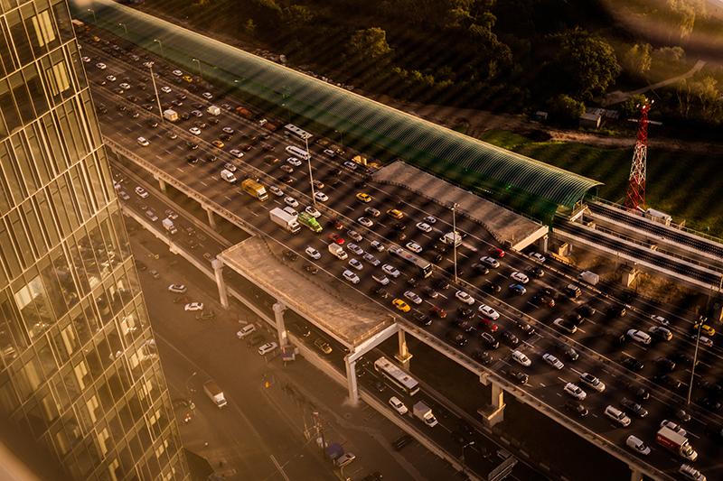 Возле четырех станций МЦК уже вэтом году появятся перехватывающие парковки