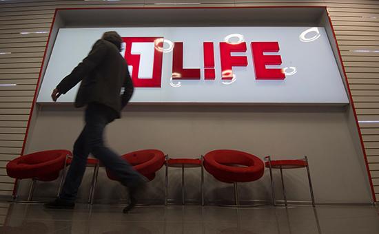 В студии телеканала Life