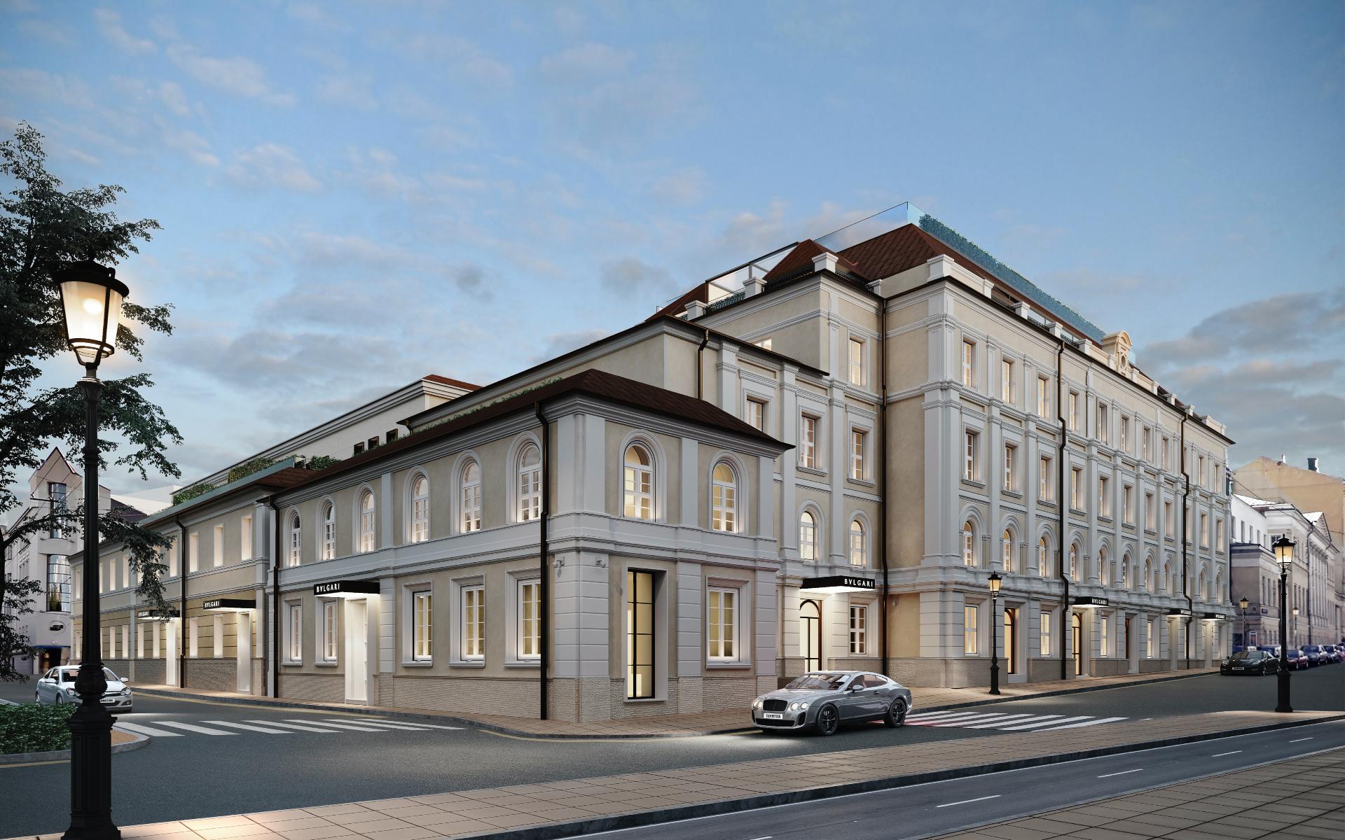 BVLGARI Hotel & Residences Moscow