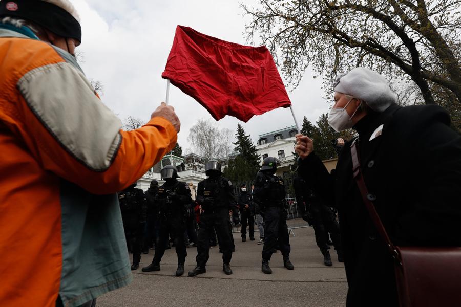 Фото:Petr David Josek / AP