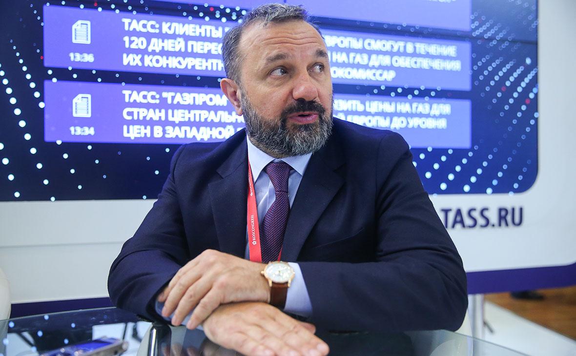 Генеральный директор ЗАО «Биокад»Дмитрий Морозов