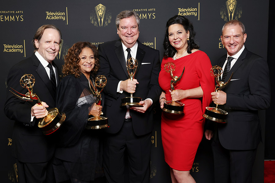 Фото:Mark Von Holden / Invision for the Television Academy / AP