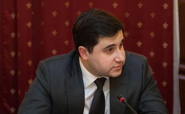 Замглавы Минстроя Никита Стасишин