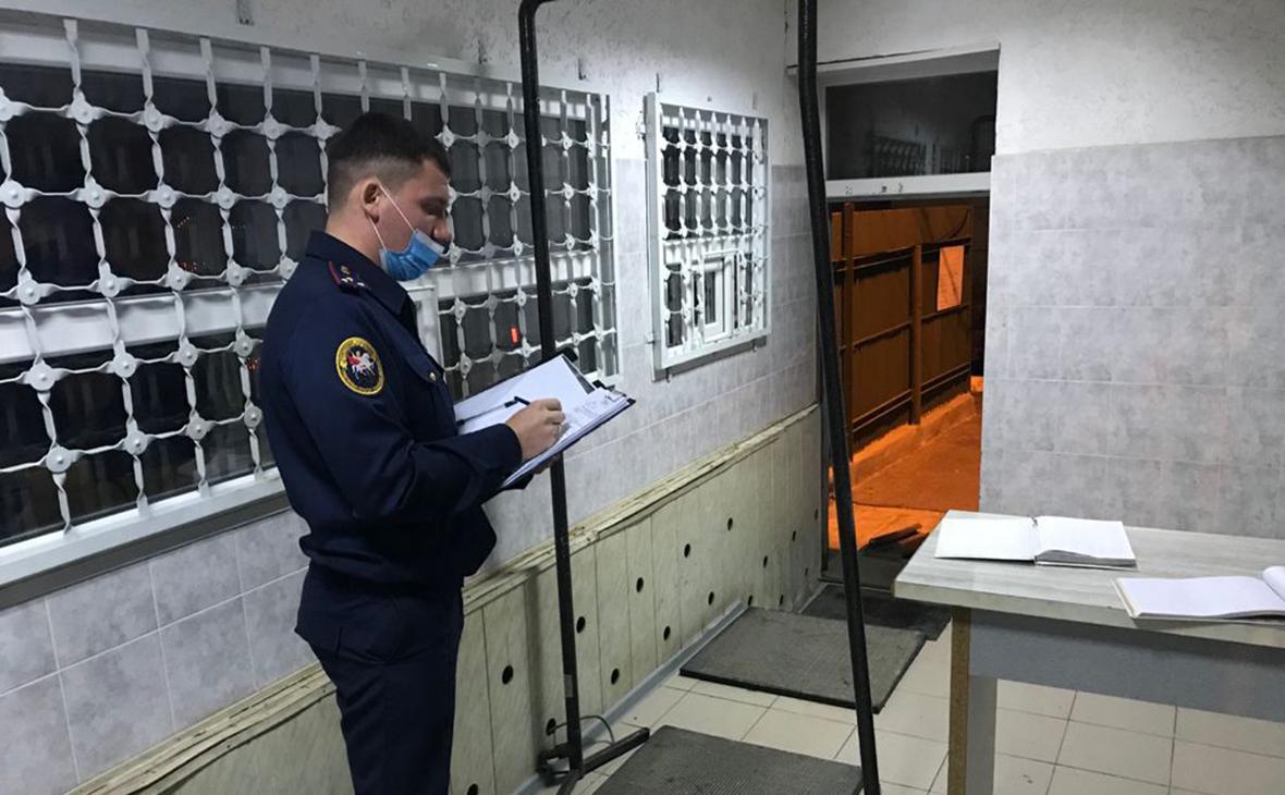 Фото:СК РФ по Саратовской области