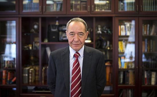 Генеральный директор «Газпром-Медиа» Михаил Лесин.