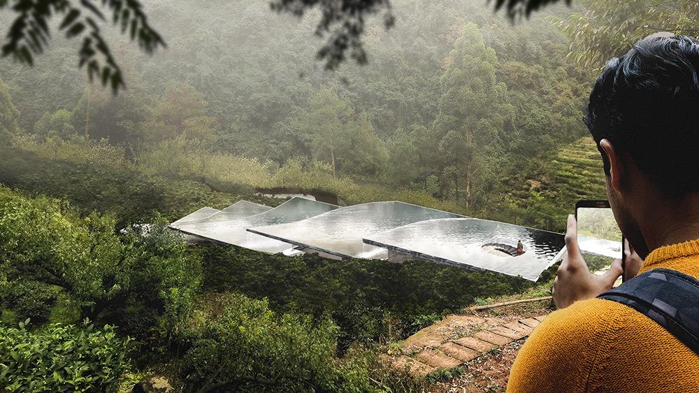 Этнографический музей в Xingfu village в Китае