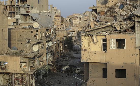 Видысирийской провинции Дейр-эз-Зор, 20 февраля 2014 года