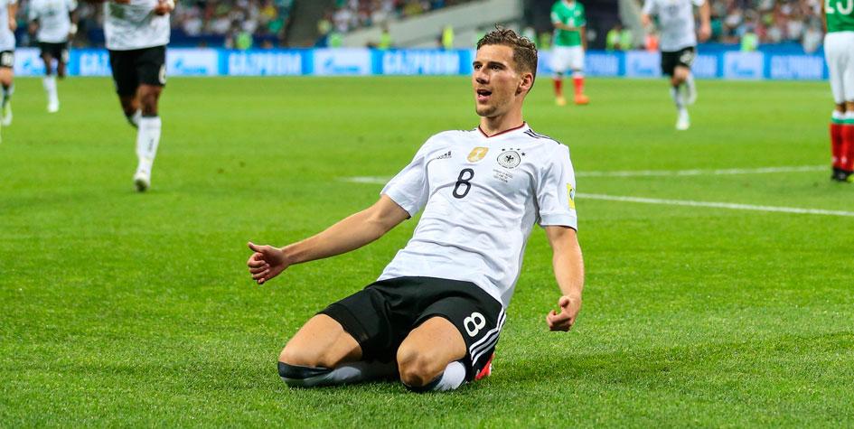 «Бавария» подписала лучшего бомбардира Кубка конфедераций