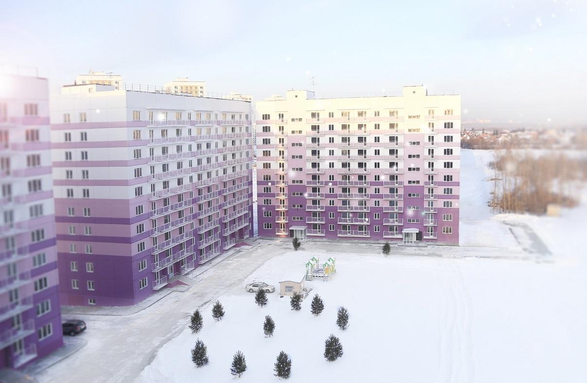 Квартиры, приобретенные муниципалитетом в «Просторном», принимала комиссия из чиновников мэрии и депутатов Горсовета Новосибирска