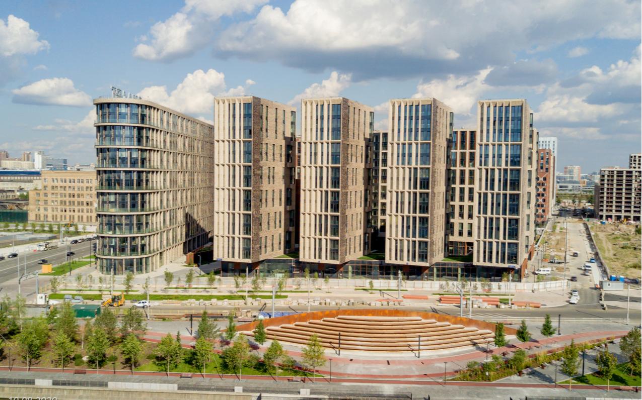 Жилой комплекс бизнес-класса «ЗИЛАРТ»