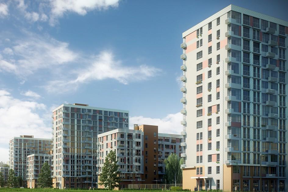 Особая отметка жюри вноминации «Высотное строительство вМоскве»: «Испанские кварталы»  Девелопер: А101 Девелопмент