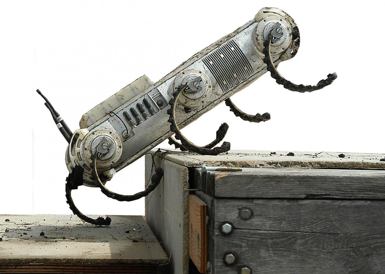 Робот Rhex
