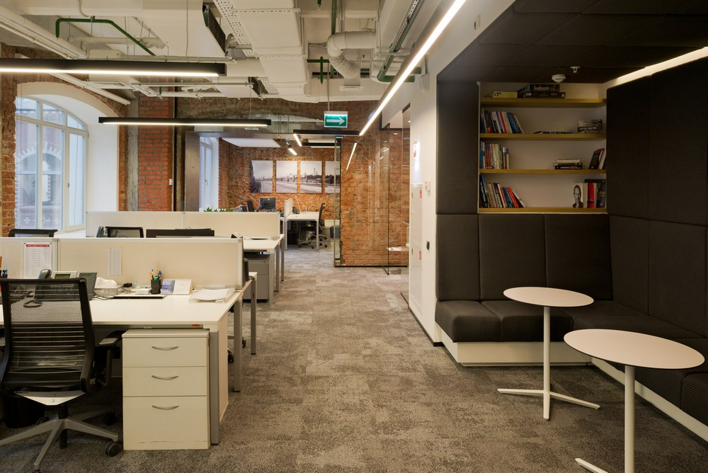 Фото: Best Office Awards / A.T. Kearney