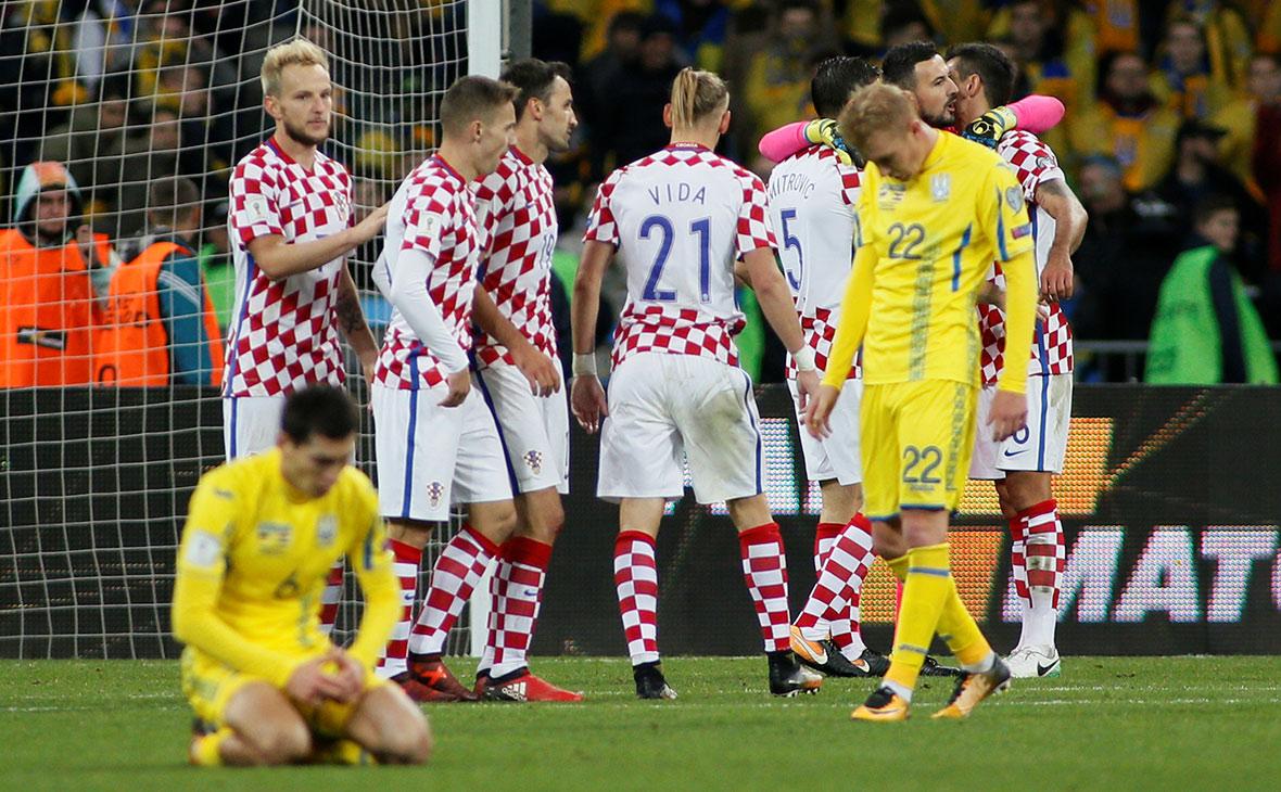 Немецкая сборная украины по футболу