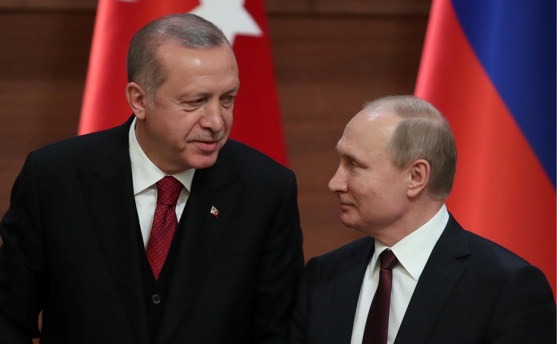 В Австрии предложили Западу поссорить Турцию с Россией