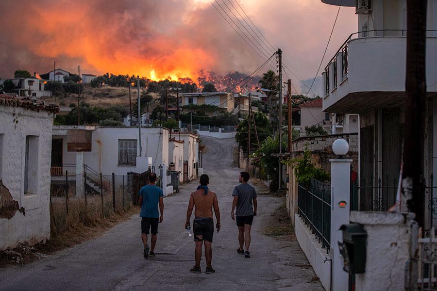 Фото:Petros Giannakouris / AP