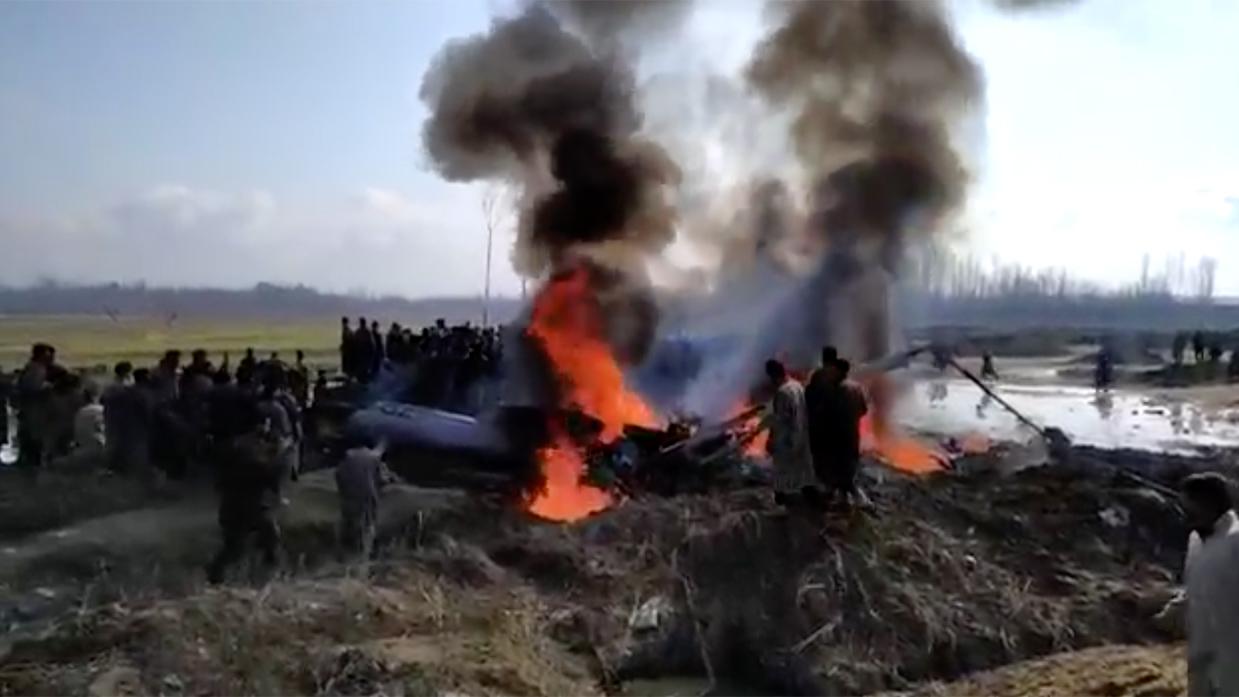 Видео:Kashmir News Trust / YouTube