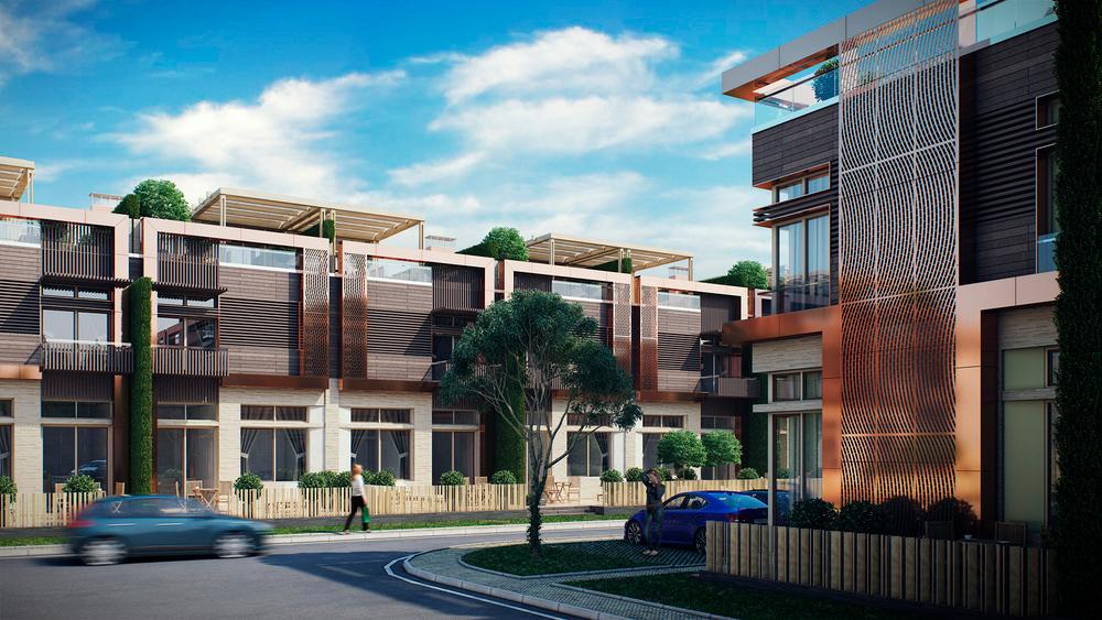 Apartville Fitness & Spa Resort   Класс: бизнес Статус: апартаменты Разрешение на ввод в эксплуатацию: 4-й кв. 2017 года Площадь (кв. м) min-max: 97–286 Стоимость 1 кв. м (тыс. руб.) min-max: 113–187 Стоимость квартиры/апартаментов (млн руб.) min-max: 17–37