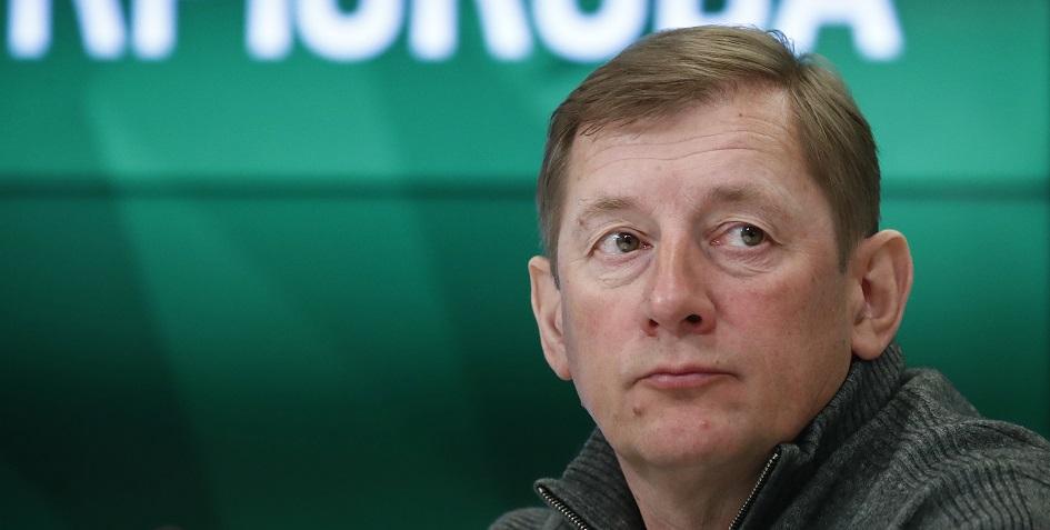 Бывший тренер сборной России по лыжным гонкам Юрий Каминский