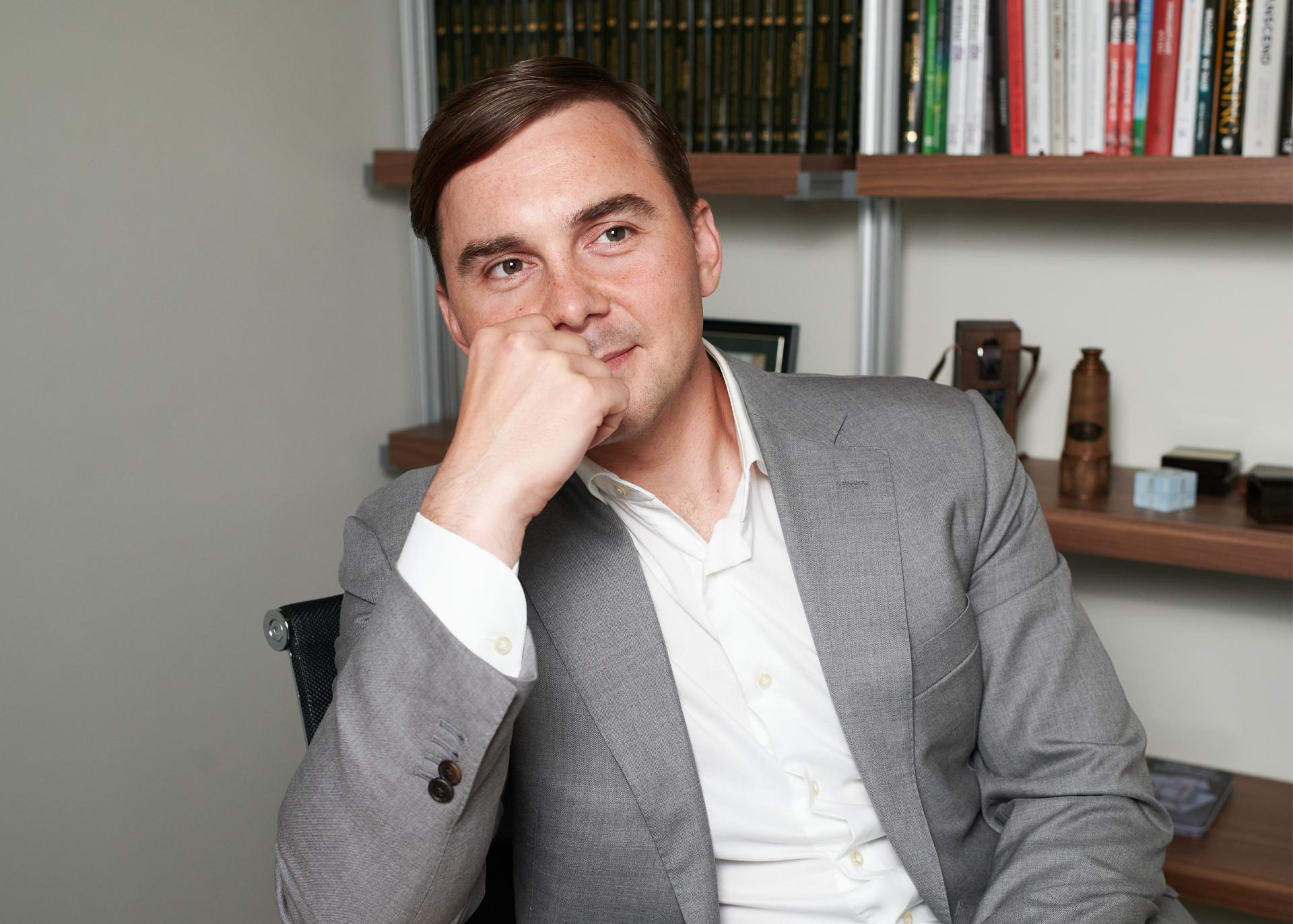 Владислав Мазурок, управляющий директор компании GREEN