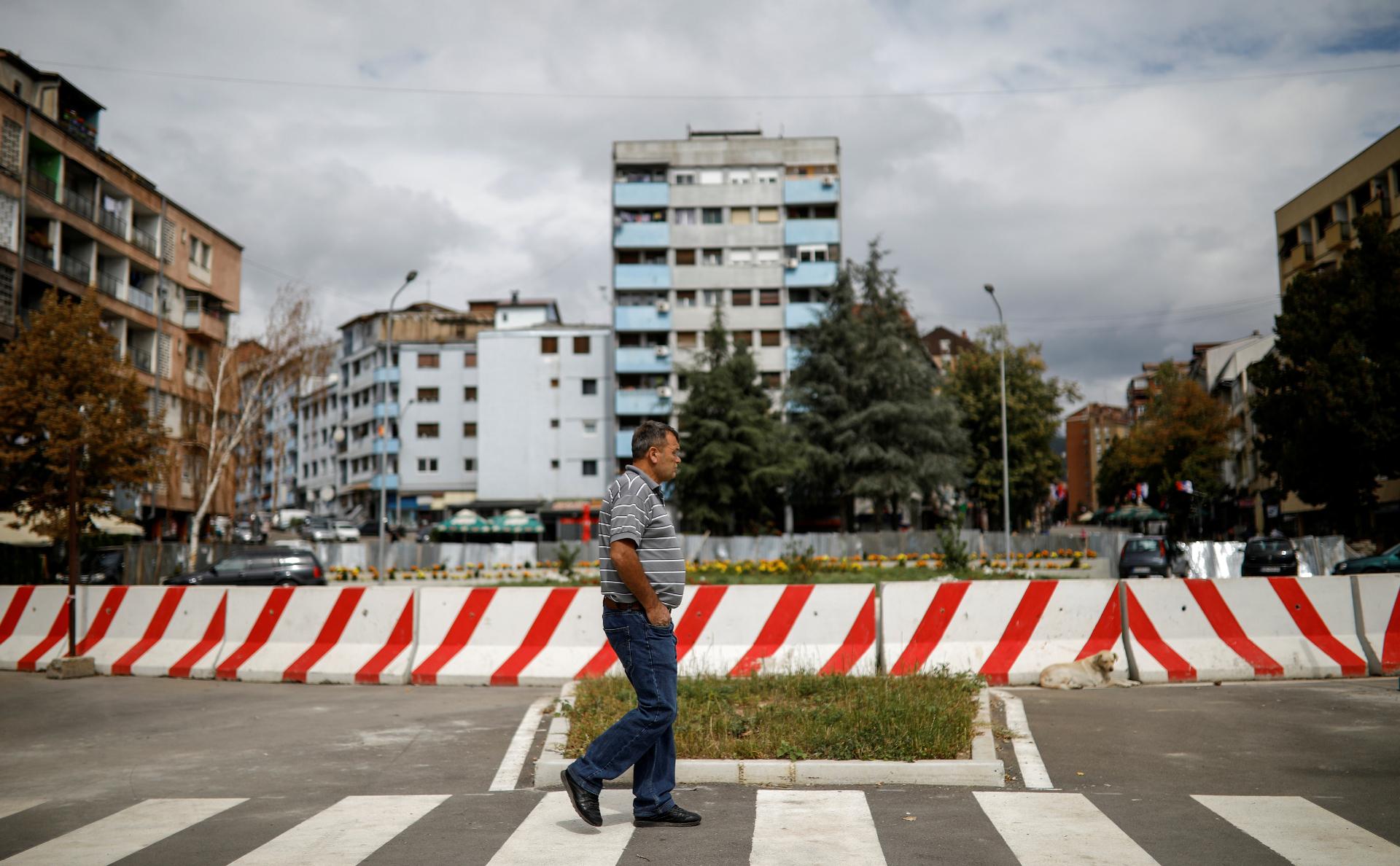 Митровица, Косово