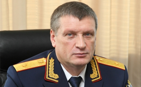Руководитель следственного управления СКР по Чечне СергейДевятов