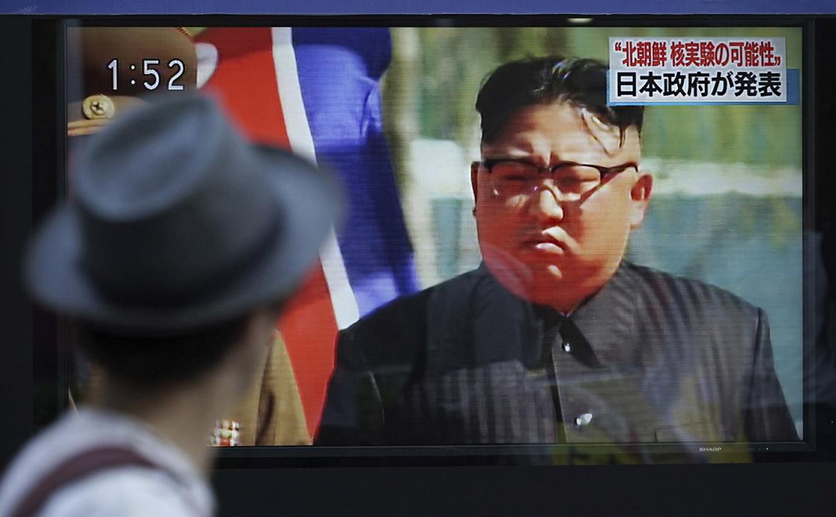 Новостная программа японского телевидения. Токио. 3 сентября 2017 года