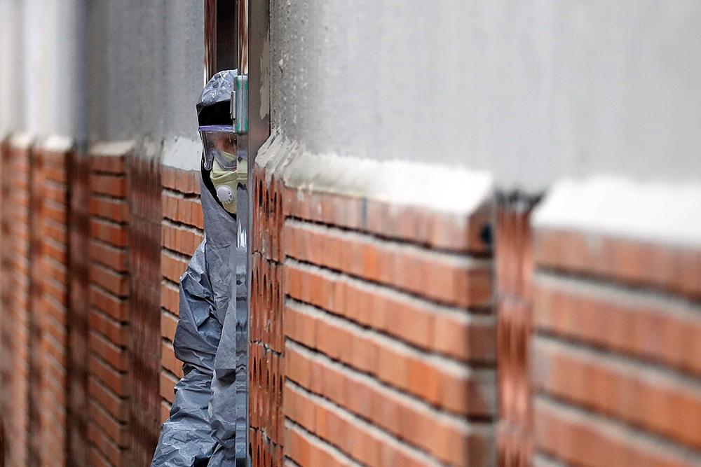 Фото:ALBERTO ESTEVEZ / EPA / ТАСС