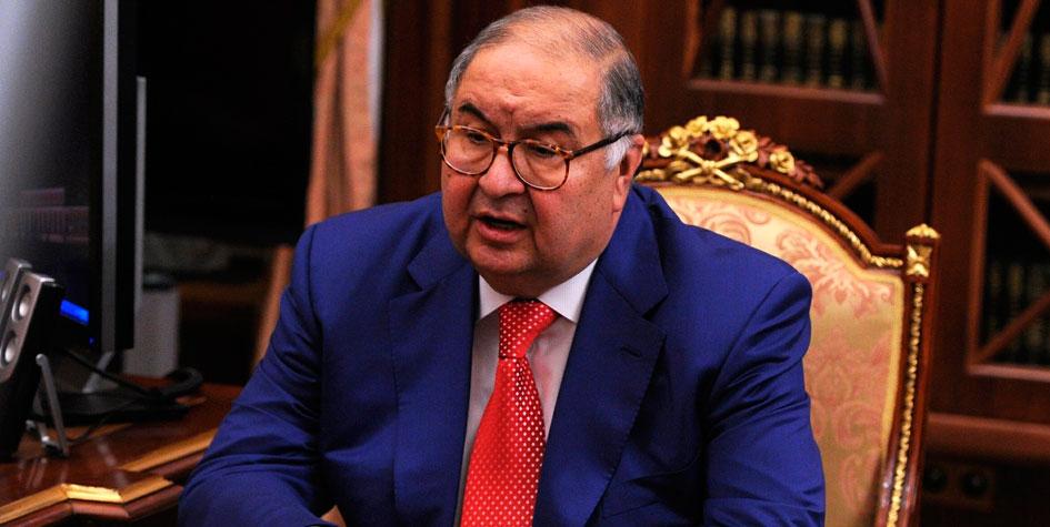 Представители Усманова рассказали о предложении купить ФК «Андерлехт»