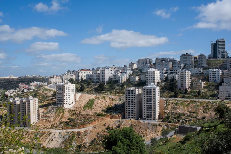 Rawabi, Палестина