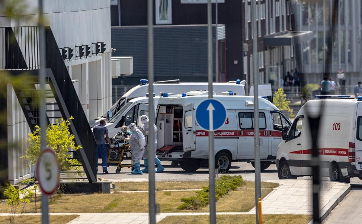 В Москве зафиксировали скачок числа новых заражений коронавирусом