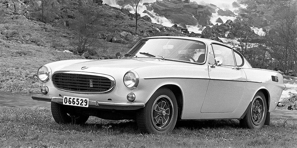 Volvo P1800 (член Совета Федерации от Республики Марий Эл Константин Косачев)