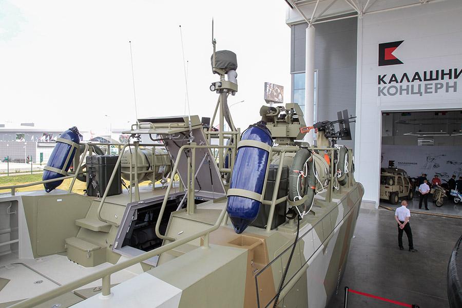 Катер БК-16