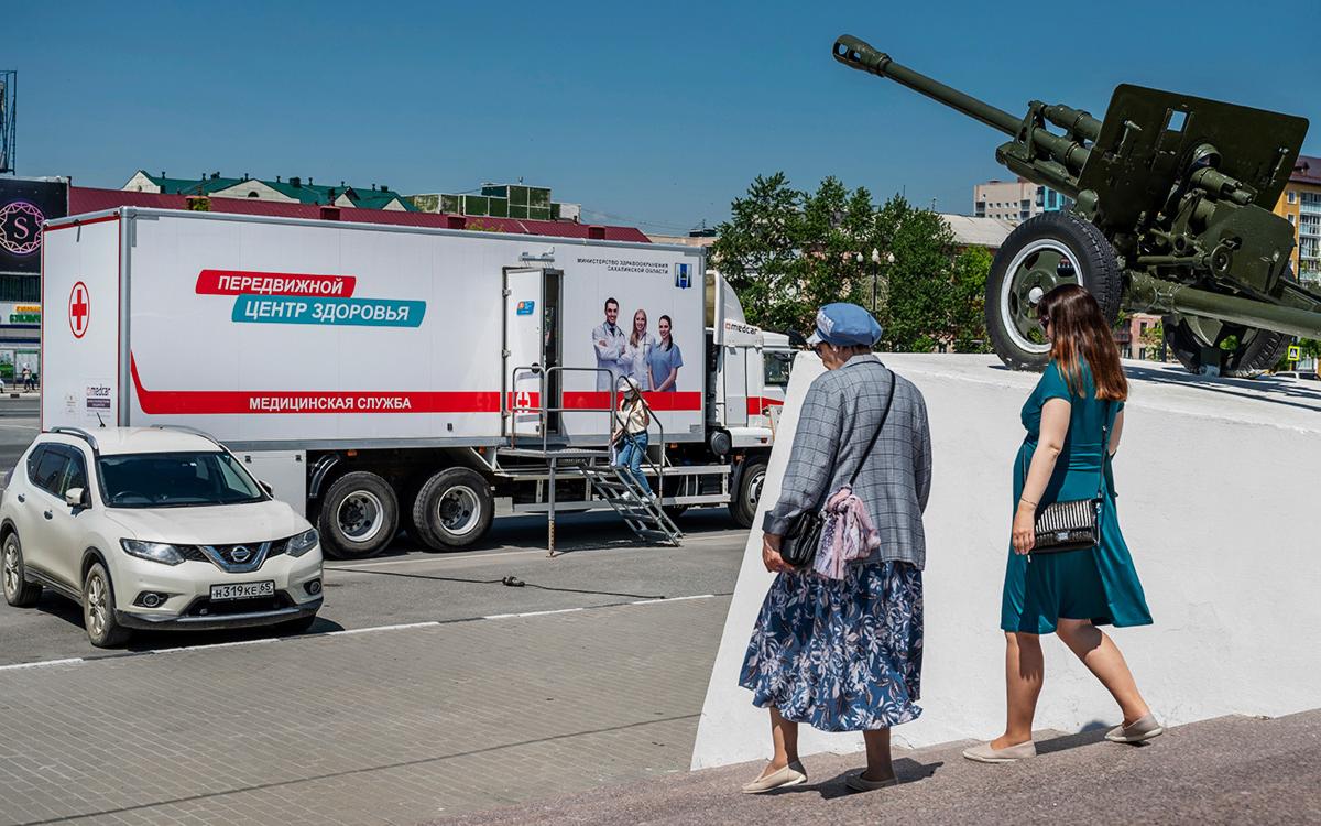 Фото:Сергей Красноухов / AP
