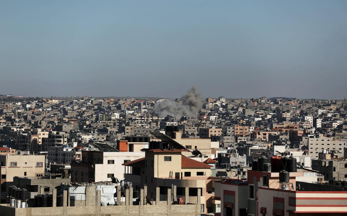 Фото: Bashar Taleb / Keystone Press Agency / Global Look Press