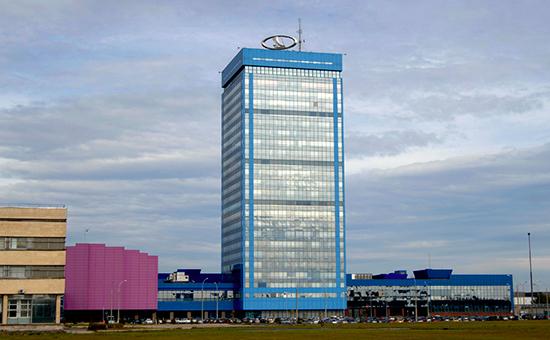 Административное здание АвтоВАЗа в Тольятти