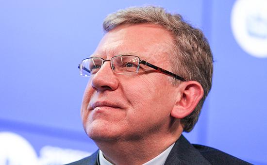Учредитель Комитета гражданских инициатив Алексей Кудрин