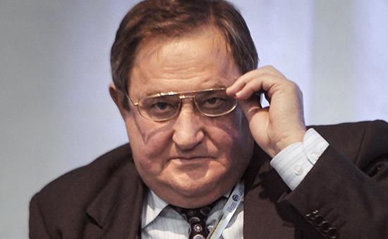 Президент ХК «Ленинец» Анатолий Турчак