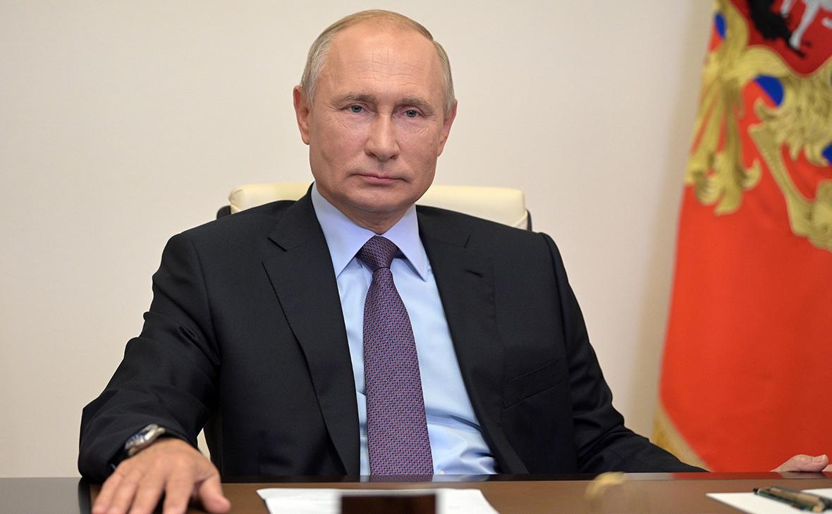 """<p><strong>&quot;Rusiyada yoxsulluq 2 dəfə azalıb&quot; - <span style=""""color:#ff0000"""">Putin</span></strong></p>"""