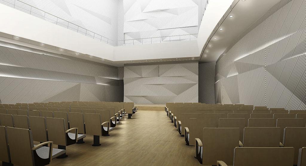Одно изключевых предназначений зала—привлечь внимание детей кклассической музыке