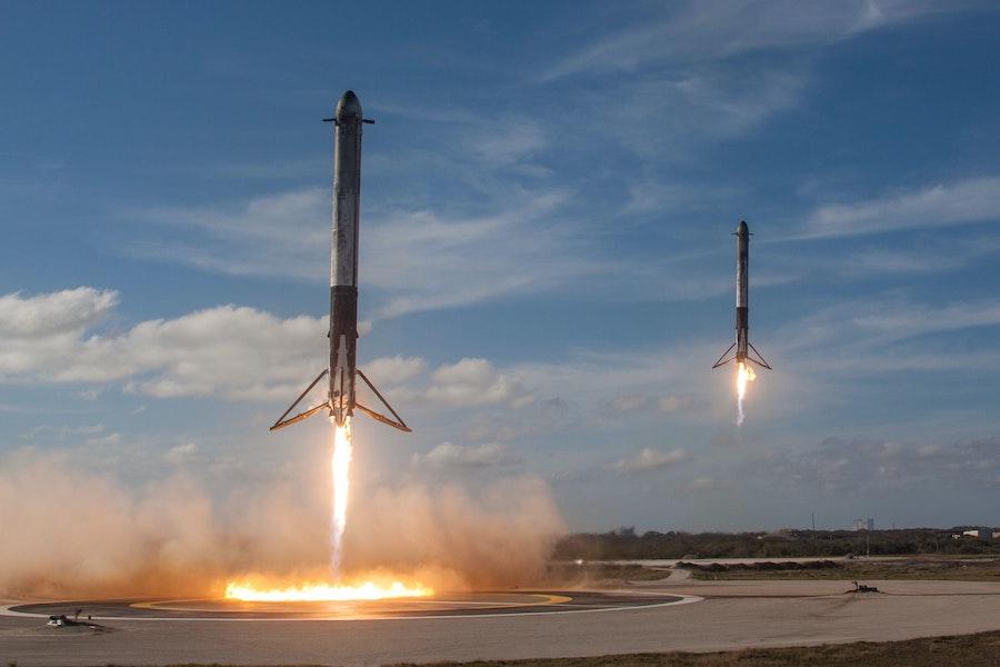 Ракеты SpaceX