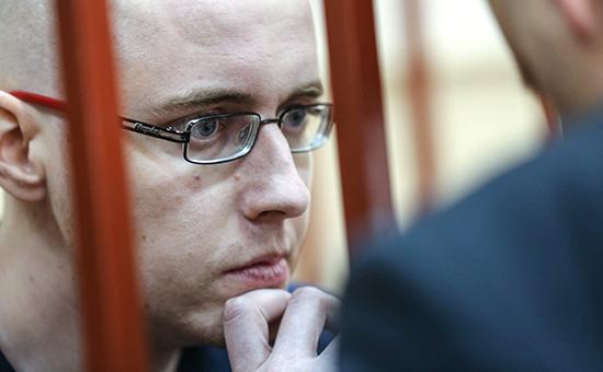 Националист Илья Горячев