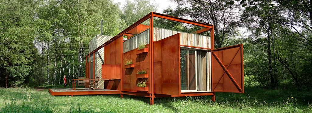 Проект «Летний дом»