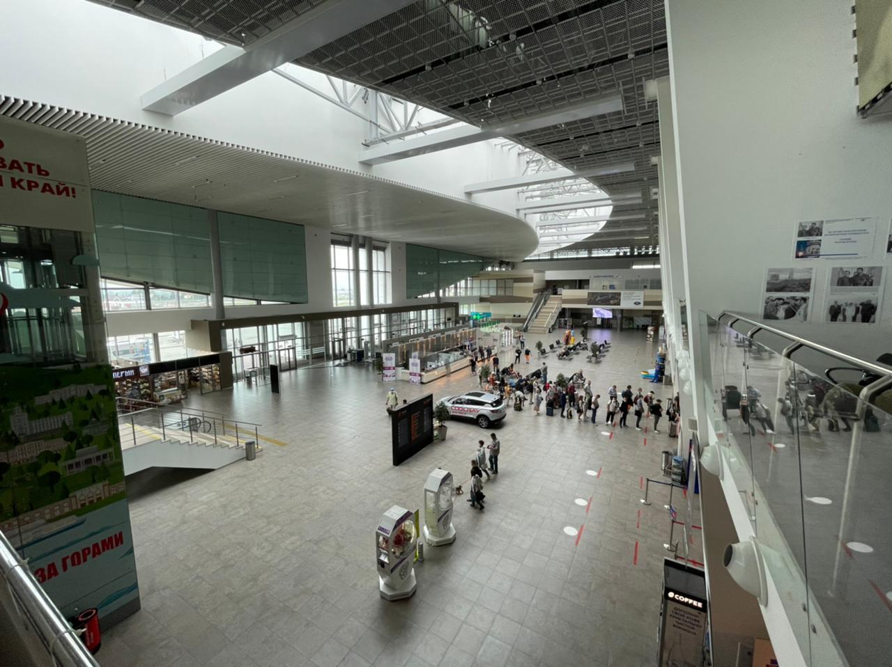 Перевозчик перенес дату возобновления авиасообщения Пермь – Дубай