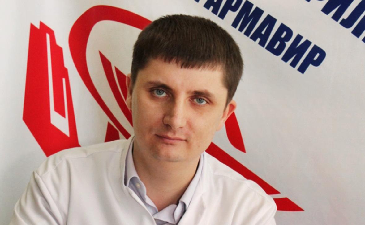 Сергей Смирнов, главный врач МБУЗ «Городская многопрофильная больница»